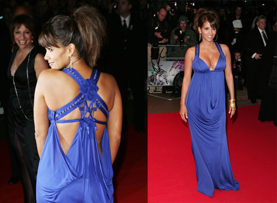 Halle Shines Premiering London Things