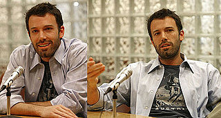 Ben Affleck Is Finally in Relaxation Mode