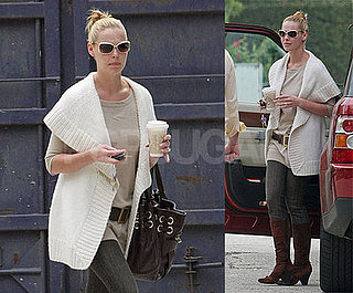 Heigl to Step Out of Her Scrubs for a While