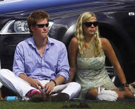 Sugar Bits — Prince Harry's Texts From Another Woman