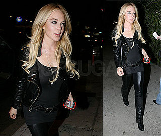 LL Is All Blonde In Black