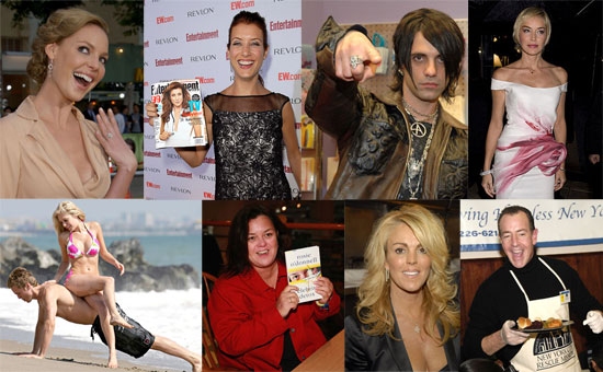 "Who Is the Most Annoying ""Celebrity"" of 2007?"