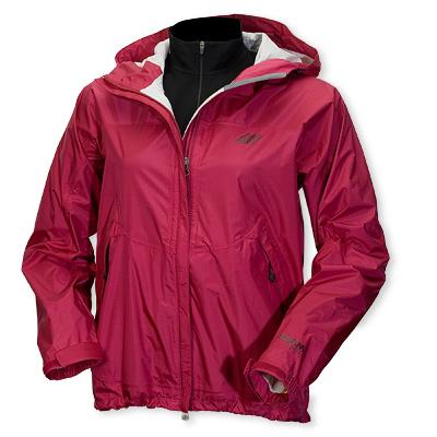 Get in Gear:  Women's Rain Jacket