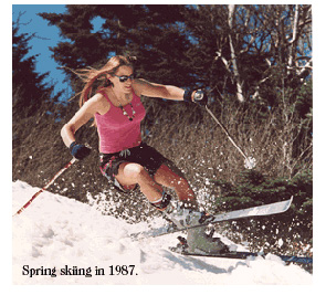 Spring Skiing and Riding