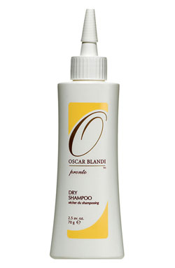 Gym Bag Essential: Oscar Blandi 'Pronto' Dry Shampoo