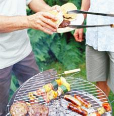 Healthy BBQ - Round Up