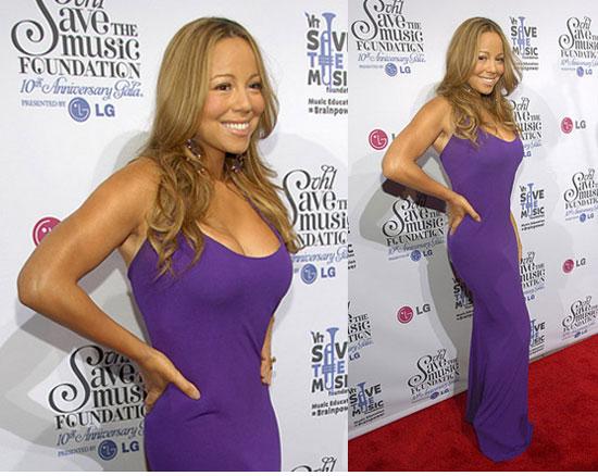 """Mariah Looks Great, but Her Diet is """"Bleak"""""""