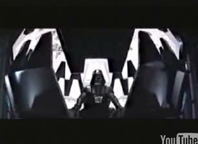 Darth Vader Is A Smartass