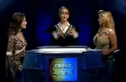 Game Show Host Busts Out The Puns