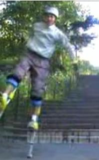 A Hop, Stilt & A Jump