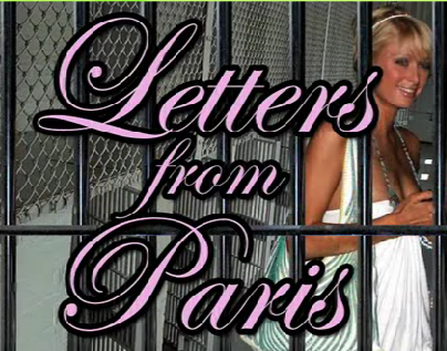 Another Letter From Paris