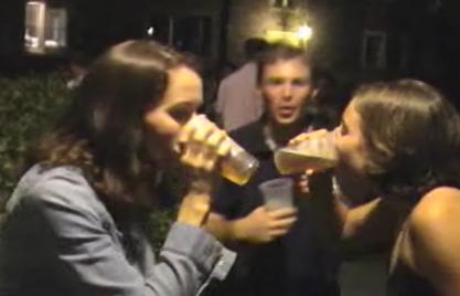 Princeton Prank: The Non-Alcoholic Keg Party