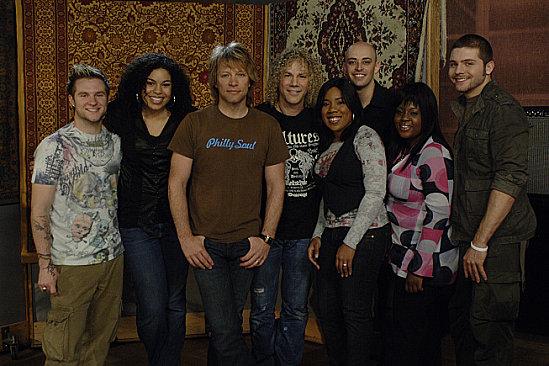 """American Idol"": The Top Six Rock Me (Gently)"