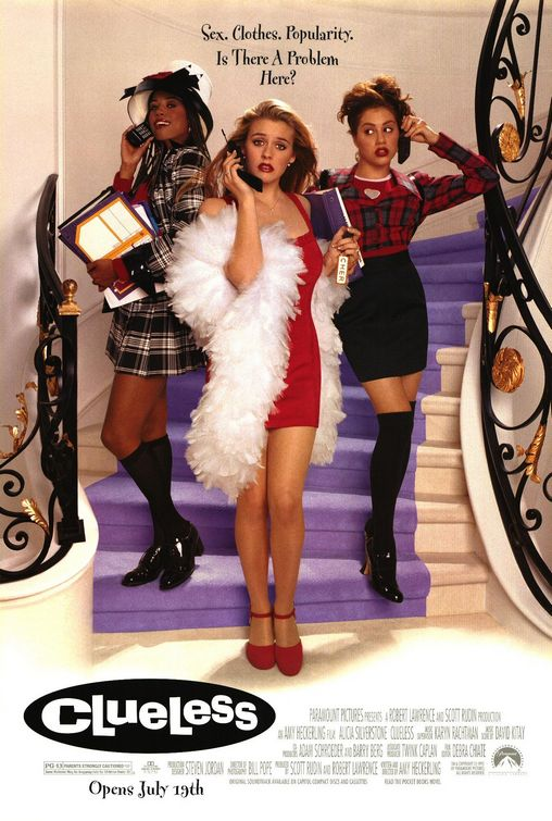 The Results Are In: Recast Clueless
