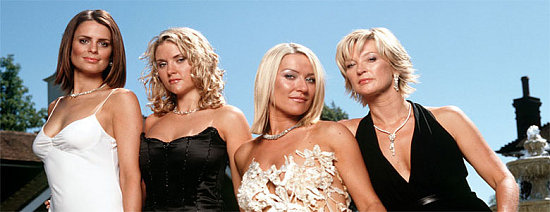 """""""Footballers' Wives"""" Remake Still in Play"""