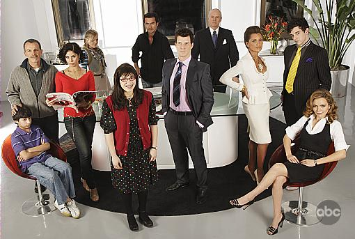 "Five Questions for ""Ugly Betty"""