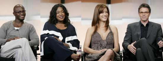 "Shonda & Co. Shed Light on ""Private Practice,"" ""Grey's"""