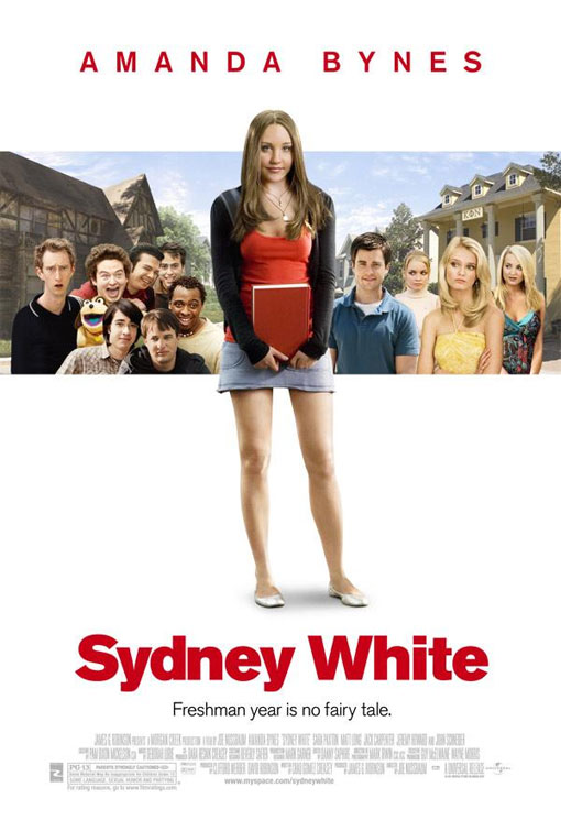 First Look: Amanda Bynes in Sydney White