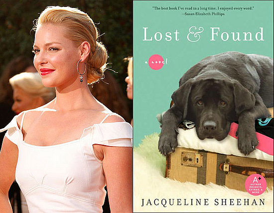 Katherine Heigl to Produce Adaptation of Lost and Found