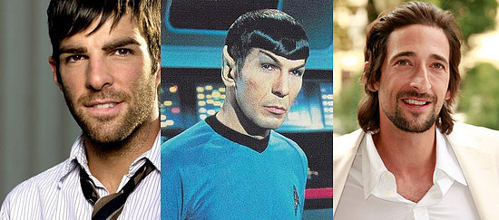 Adrien Brody vs. Zachary Quinto: Who'd Be the Better Spock?