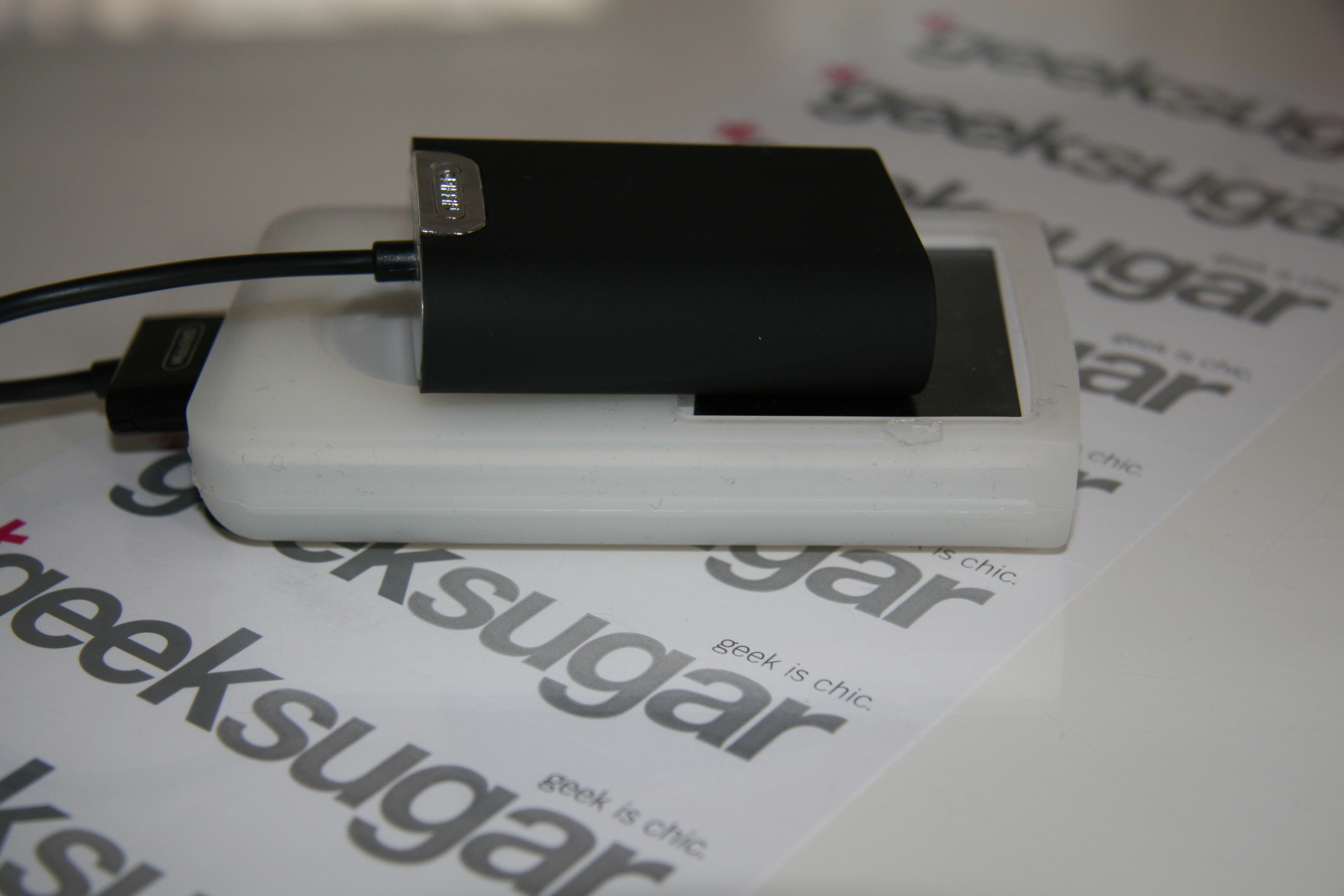 Geeksugar Tests The TuneJuice2