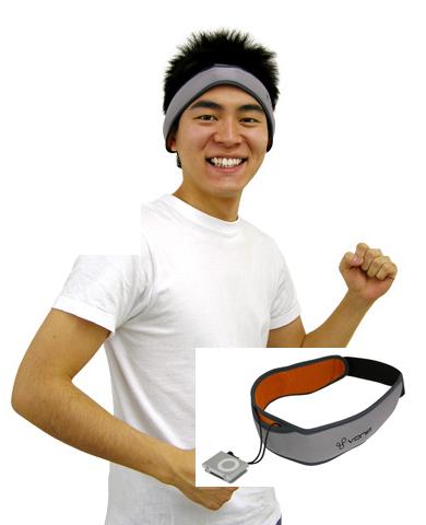 Shuffle Headband - Wrap Your Head Around This