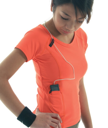 The iShirt For Your iPod