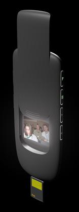 Glide Disposable Digital Video Camera