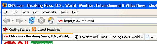 Geek Tip: Retrieving Closed Firefox Tabs