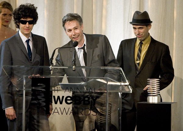 Webby Awards Draw Web And Hollywood Celebrities