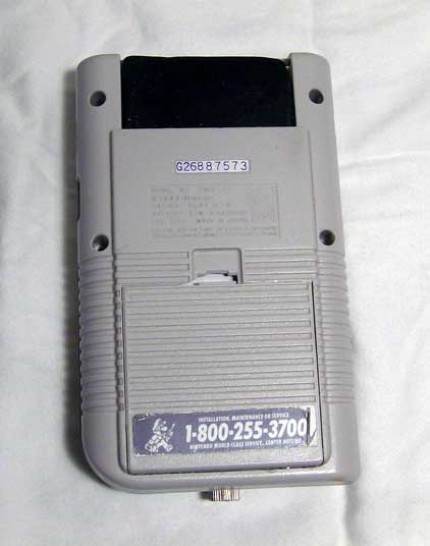 Get Your Hands On A Vintage Gameboy iPod Case