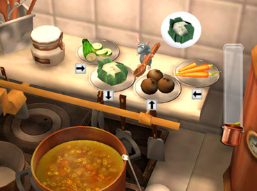 Ratatouille Video Game: Just Like The Flick