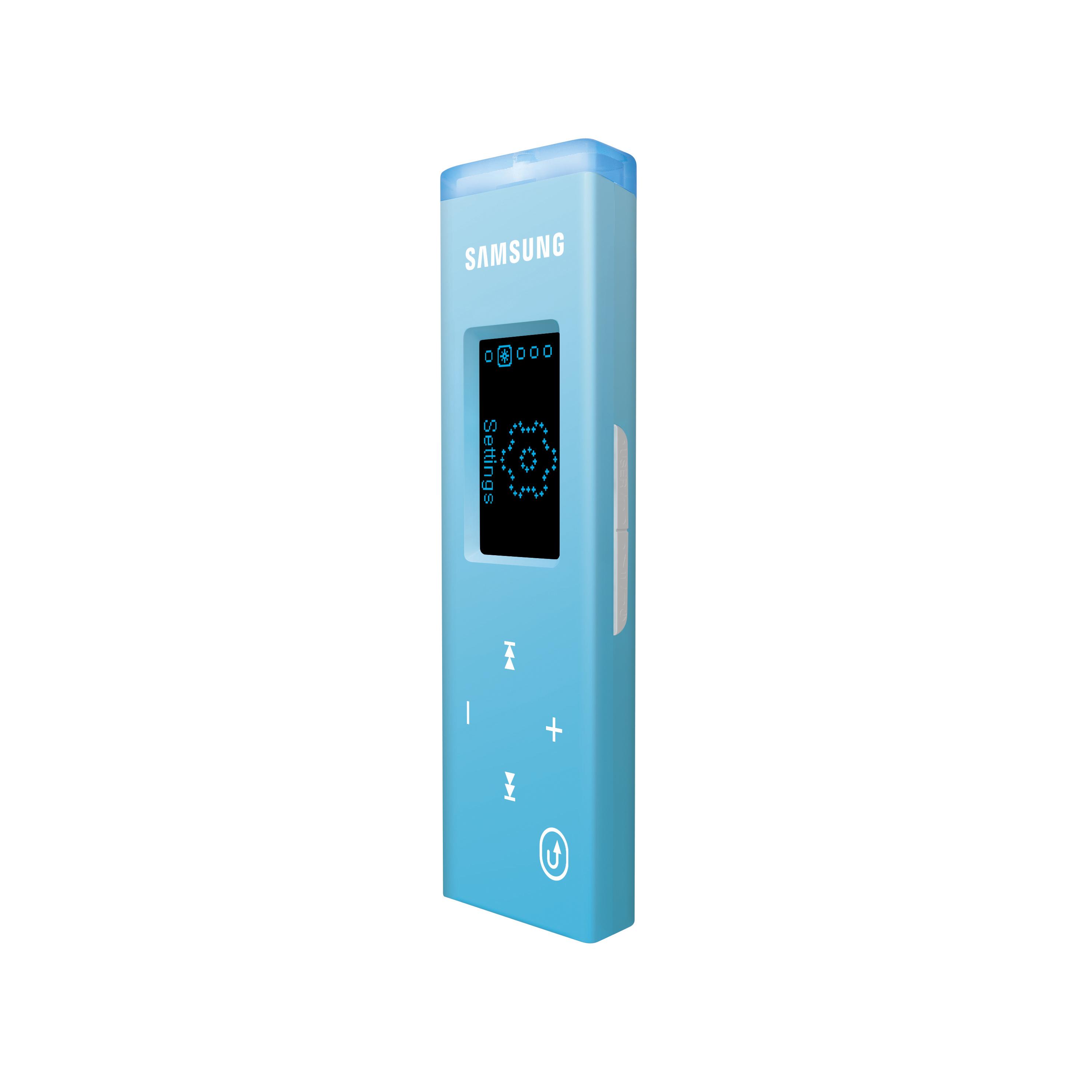 Closer Look: Samsung's New Crystal USB Audio Player