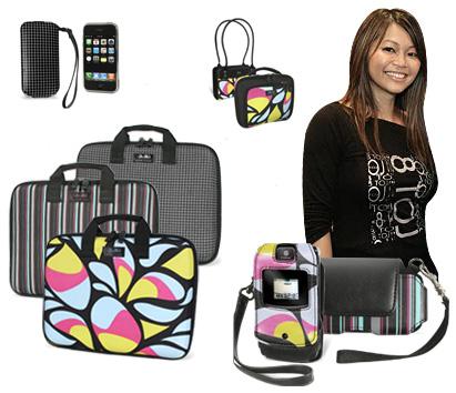 Project Runway's Chloe Dao Creates Gadget Case Line