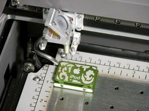 Laser Engraved iPod Shuffle Adds Creative Touch