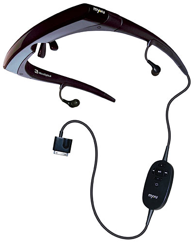 iPod Video Goggles: Love It Or Leave It?