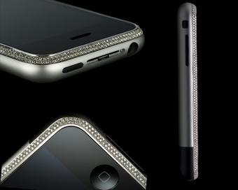 If the iPhone Wasn't Bling Enough...
