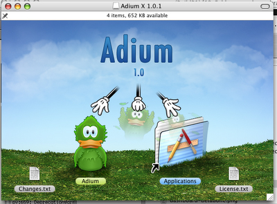Geek Tip: Adding Video and Audio to Adium