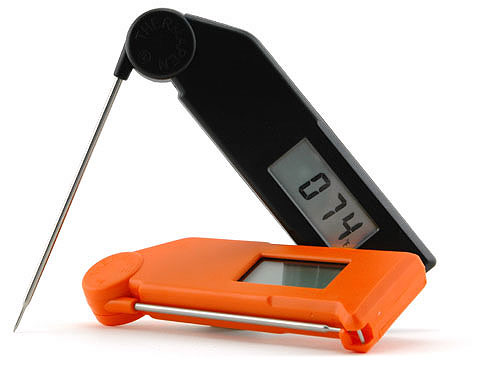The Ultimate Kitchen: Instant-Read Thermometer