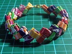 Yummy Link: Starburst Wrapper Bracelet, Shoes & More!