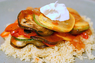 Yummy Link: Deconstructed Ratatouille