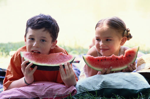 Select the Perfect Watermelon