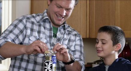 What Do Chefs Feed Their Children?