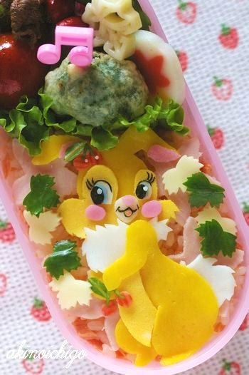 Bento of the Week: Twitterpated