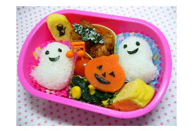 Bento of the Week: Halloween Has Arrived!