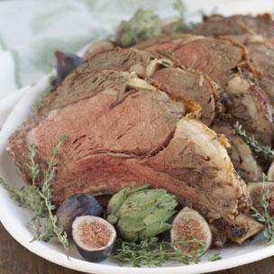 Sunday Dinner: Standing Rib Roast