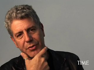 Yummy Link: 10 Questions with Anthony Bourdain
