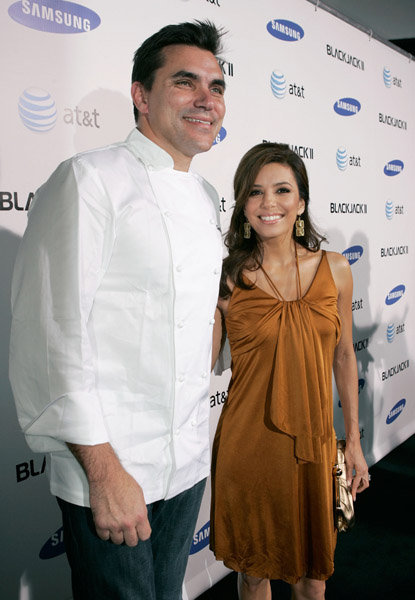 Eva Longoria Teams Up With Todd English to Open BESO