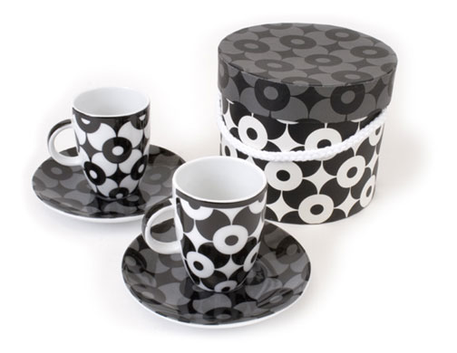Yum Market Finds: Black and White in the Kitchen