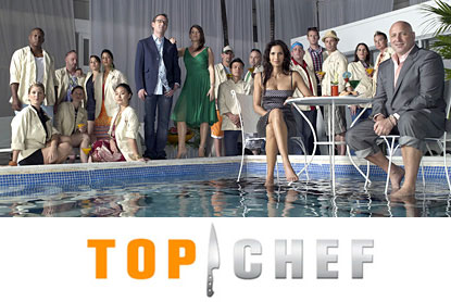 2007's Favorite Foodie Reality Show Is...